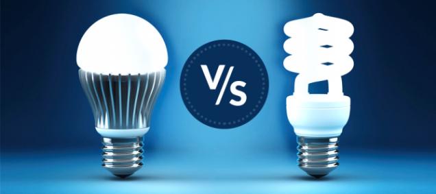 Bombillas led vs bombillas de bajo consumo Bombillas de bajo consumo
